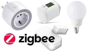aparatos zigbee
