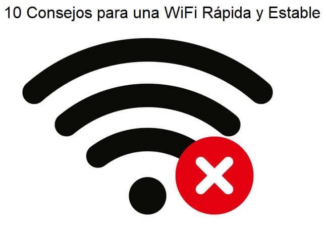 consejos wifi
